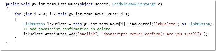 Javascript Confirm Title